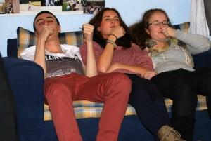 house party entertainment,  hypnotic show