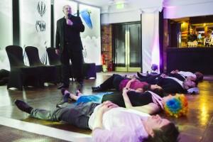 comedy-hypnotism show